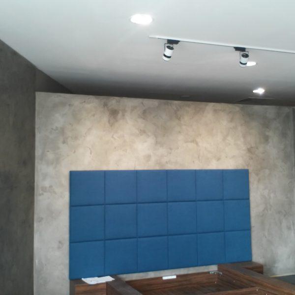 """Ефект """"бетон"""" в процес на изработка"""