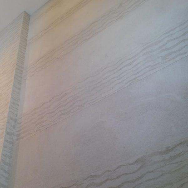 Стени: ERA на гладко и със структура